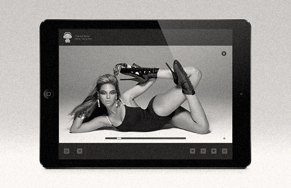 vidFlow-music-video-app-ipad-beyonce