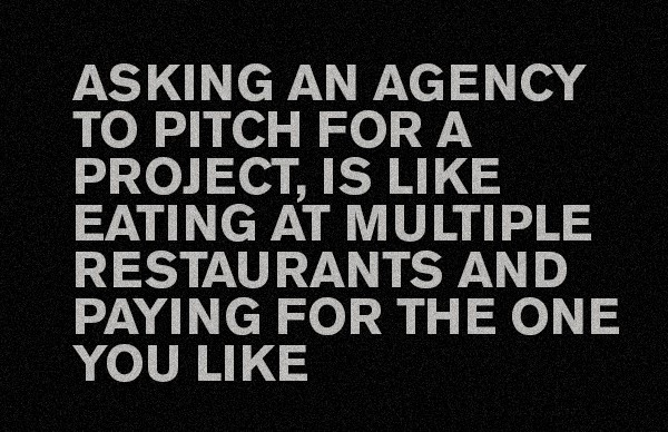 RFP-agency-pitch