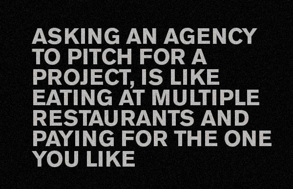 RFP-agency-pitch